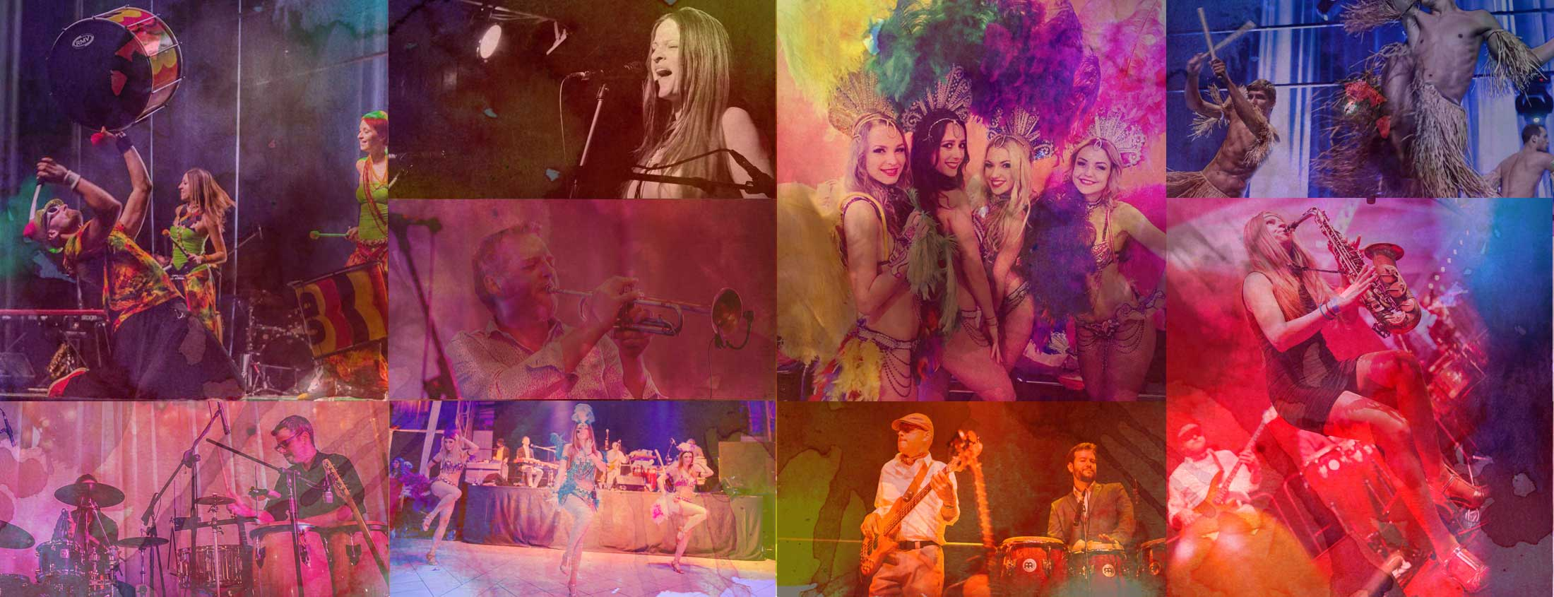 latinoshow, dominika titkova friends, afro-kubánska hudba, latino show, latinsko-americká hudba, latinsko-americké rytmy, live latino kapela, latino hudba, latino koncerty, latino event