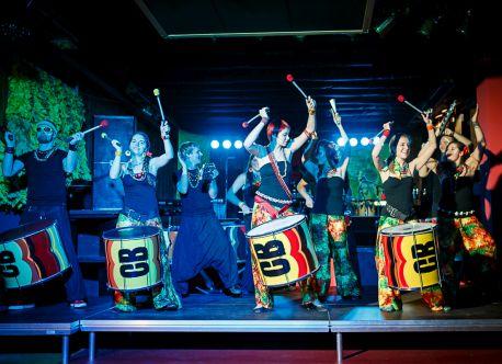 campana batucada, campana, batucada, bubnova show, bubenicka show, samba, sambovy orchester, brazilska kapela, latino